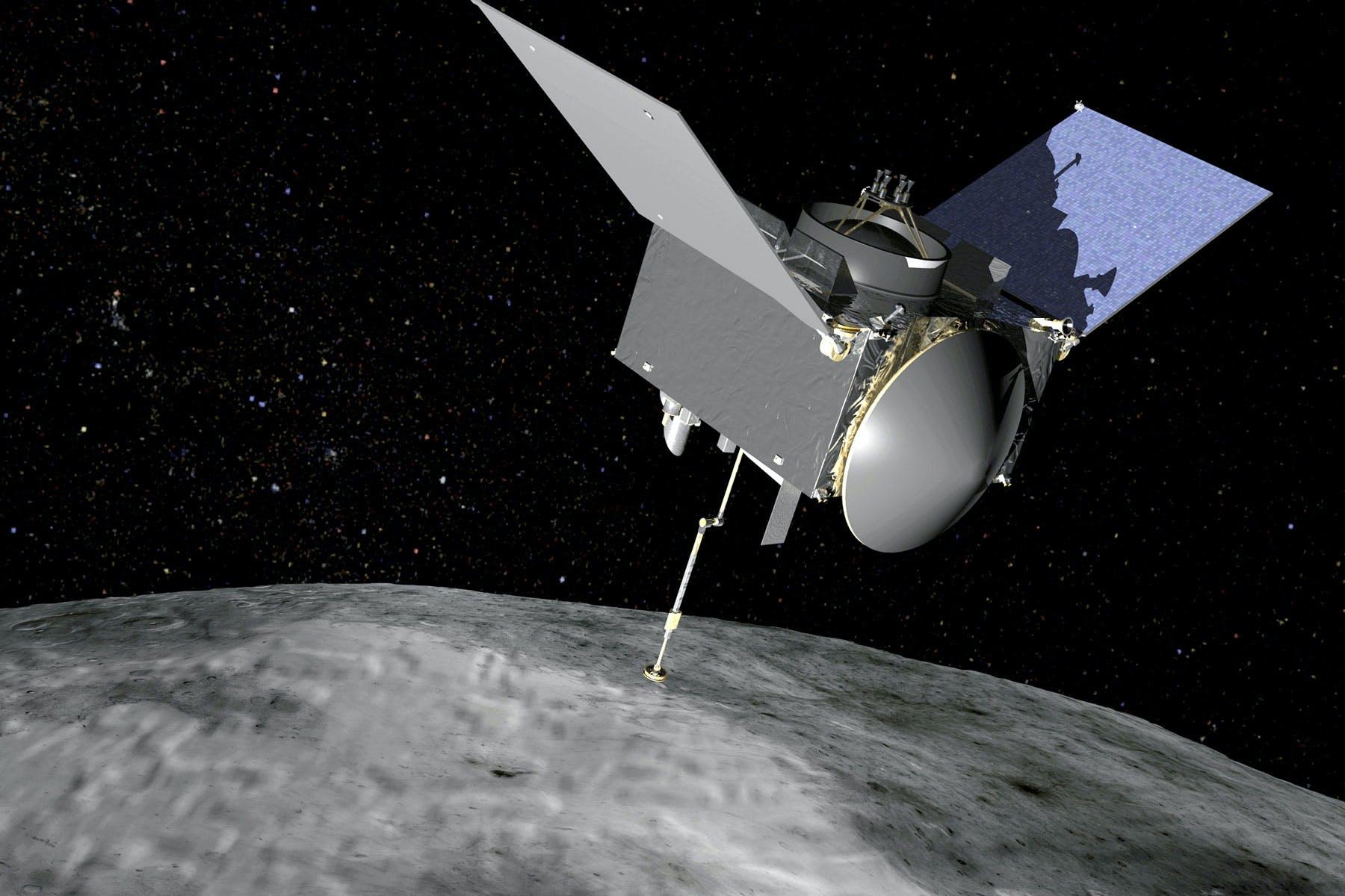 OSIRIS-REx-spacecraft-bennu