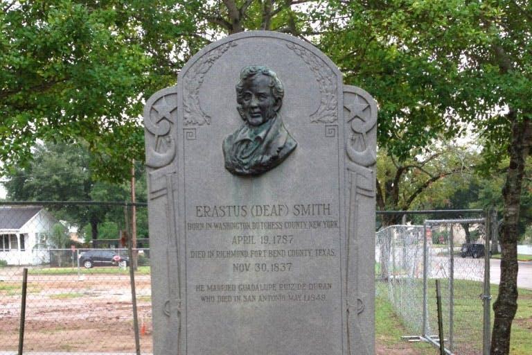erastus-deaf-smith-memorial-richmond-tx