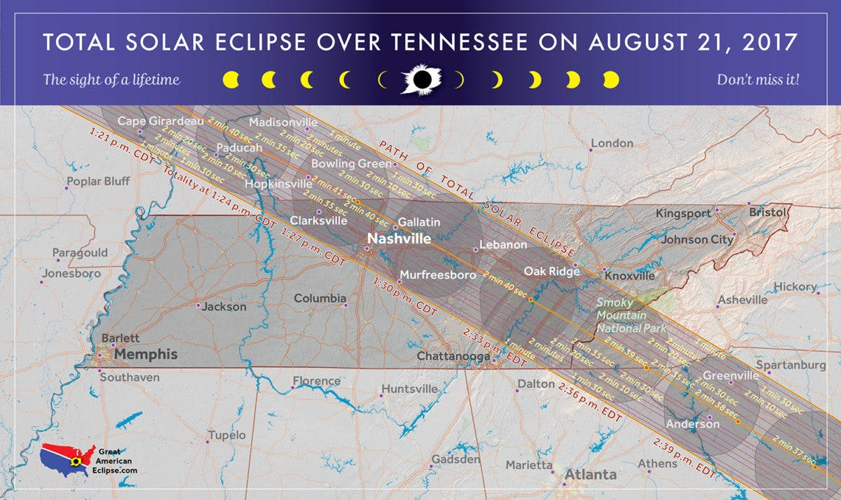 total-solar-eclipse-over-tennessee-august-21-2017