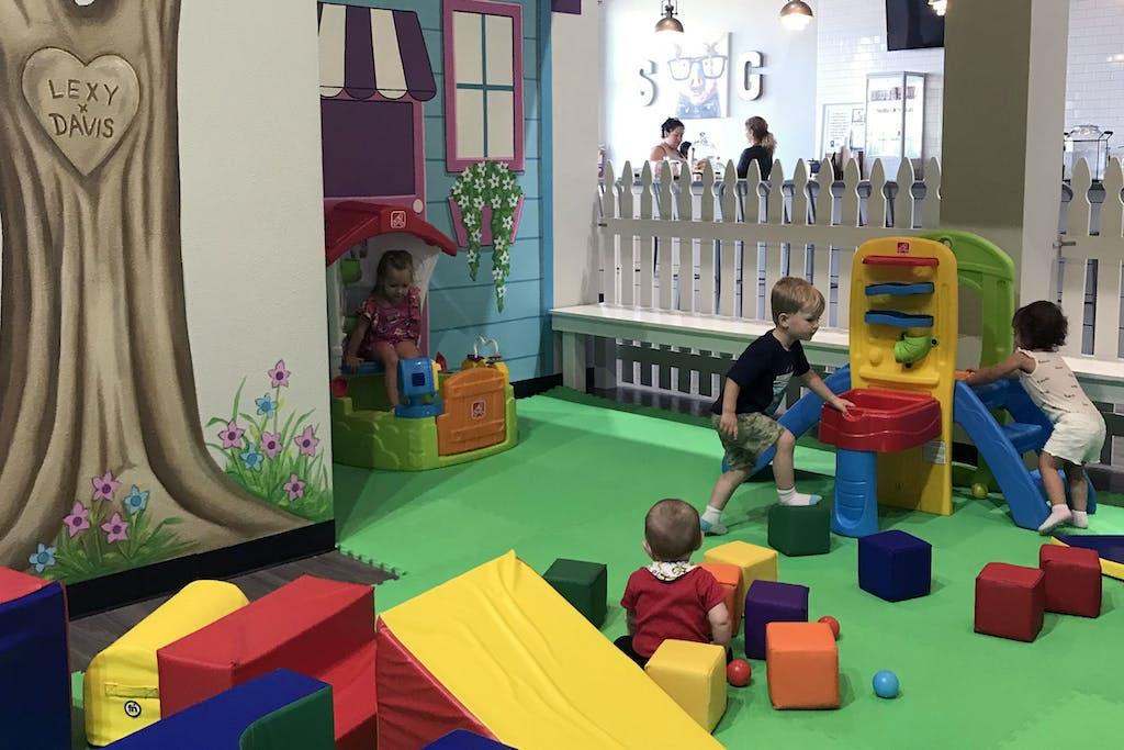 Top 9 Indoor Playgrounds In Fort Bend