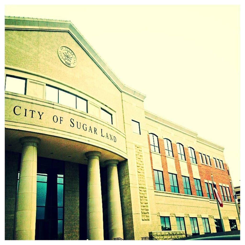 Sugar Land_city hall