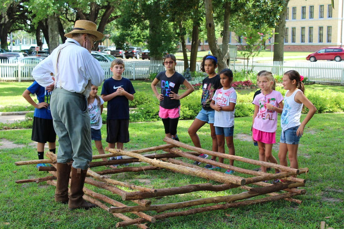 childrens-summer-history-fridays-fort-bend-county