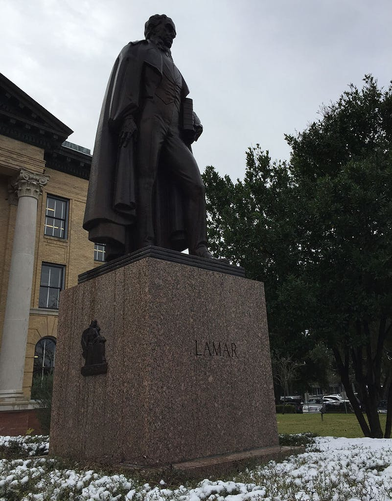 lamar-statue-fort-bend-county-counthouse-tx