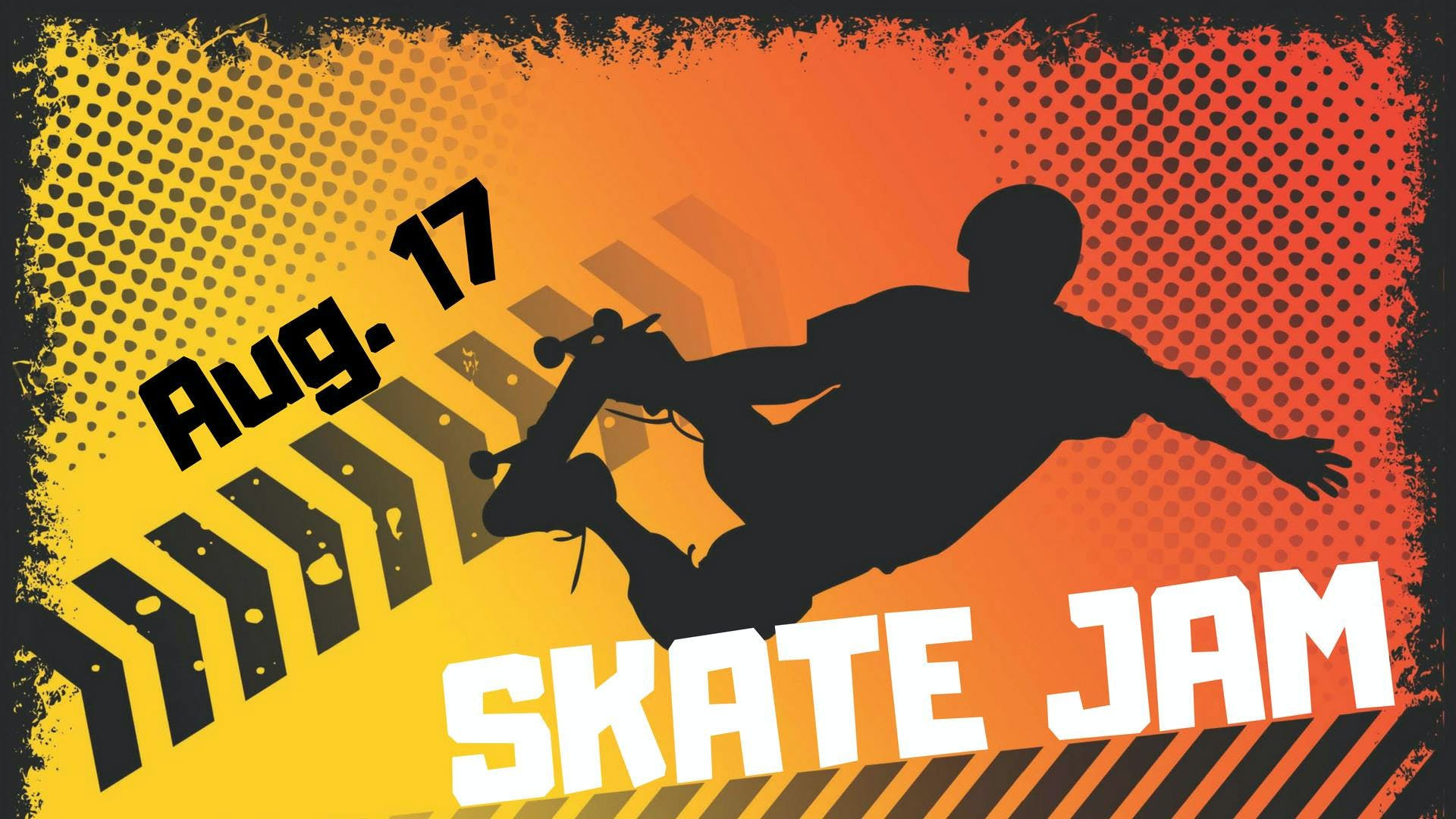 SKATE JAM! in City Park Sugar Land