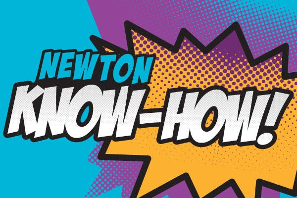 Newton-Know-How-exhibit-Fort-Bend-Childrens-Discovery-Center