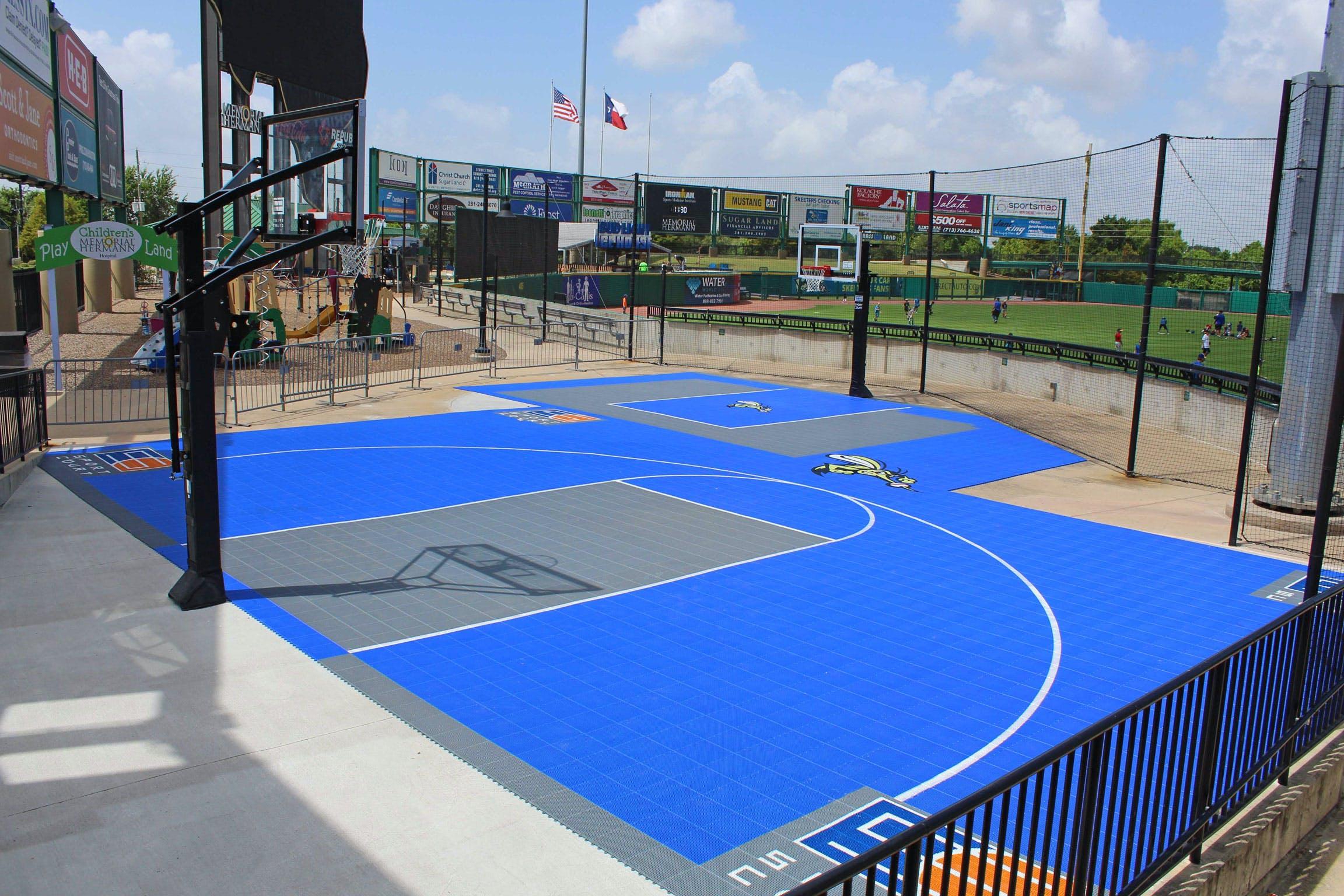 Sugar-Land-Skeeters-Announce-Sport-Court-of-Texas