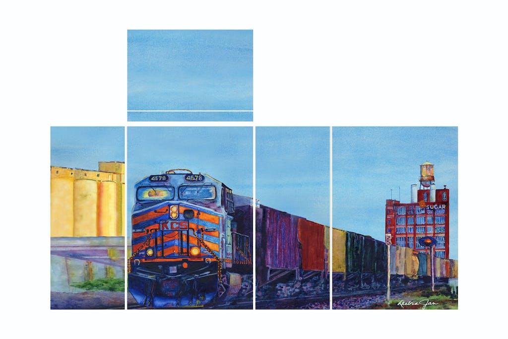 Debra-Jan-Hall-Heintschel-Sugar-Land-Train