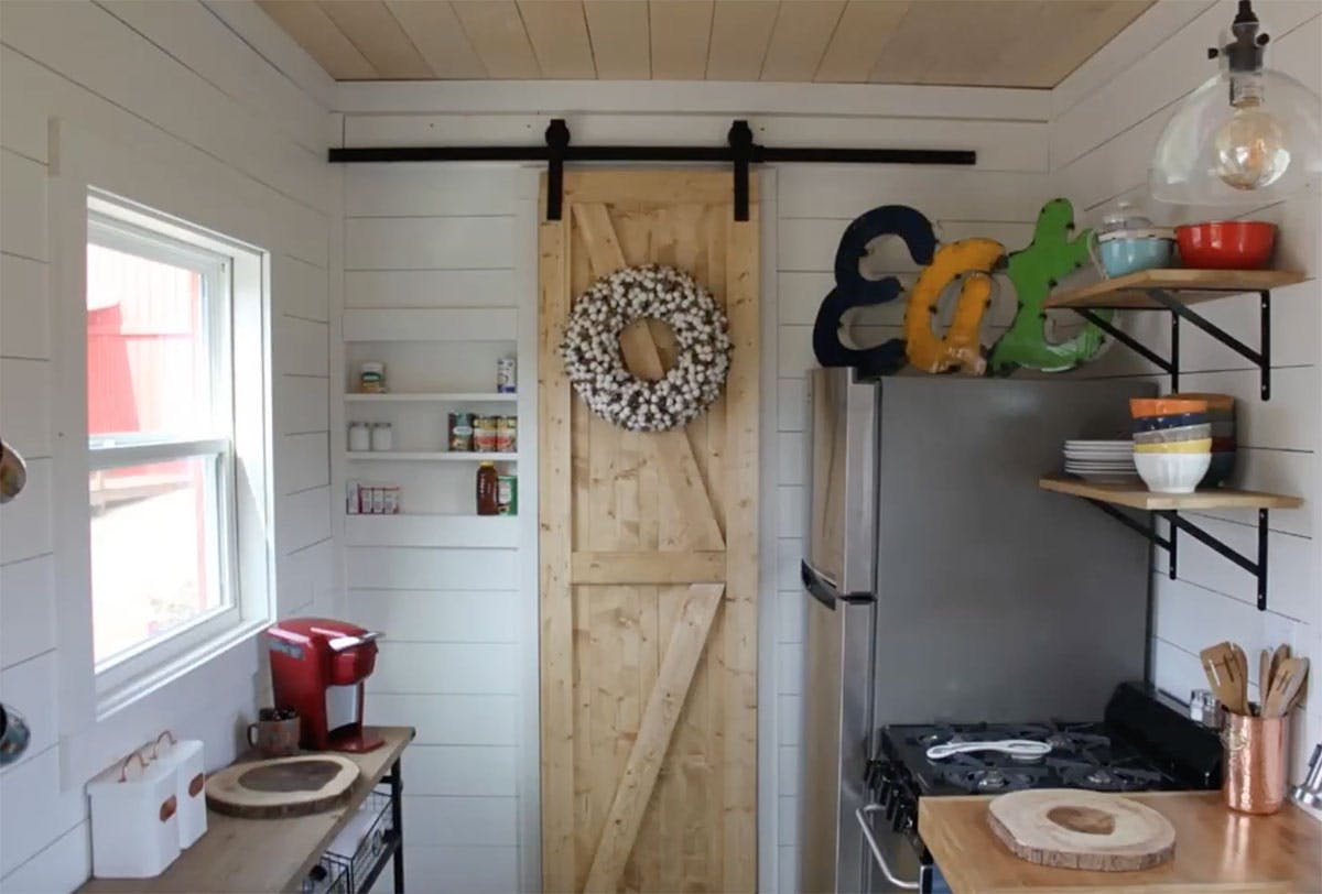 Tiny-House-Needville-Texas-Shipping-Container-Inside