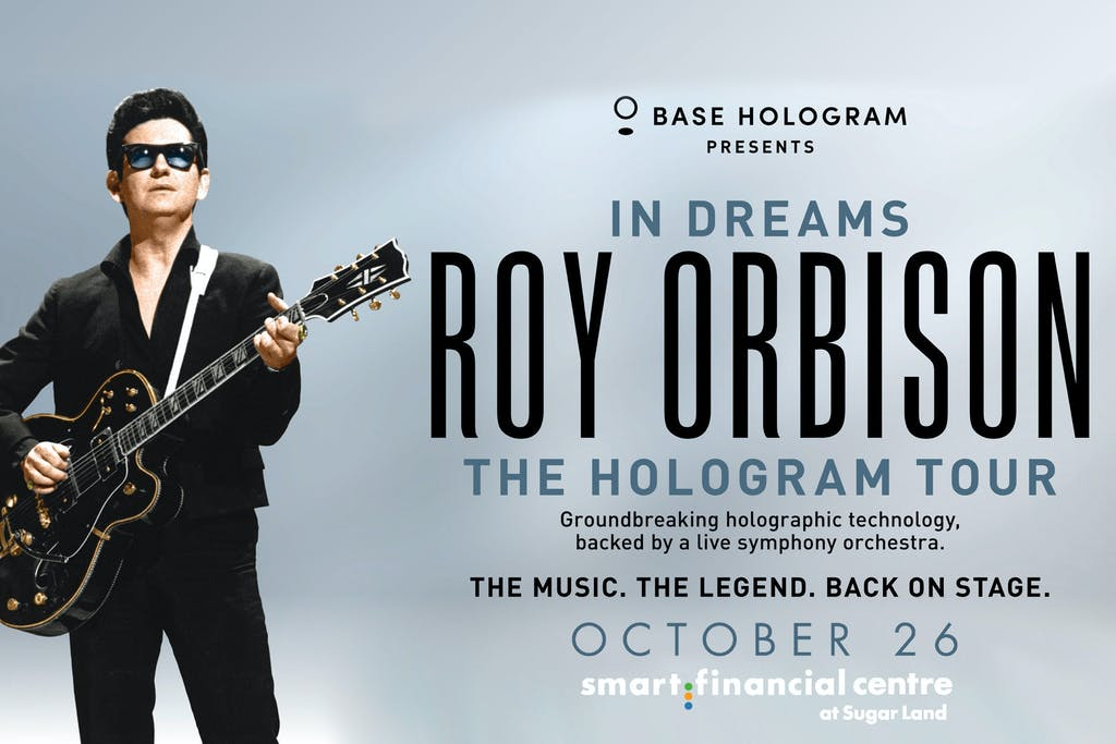 Enter To Win Roy Orbison Tickets! | #MyFortBend