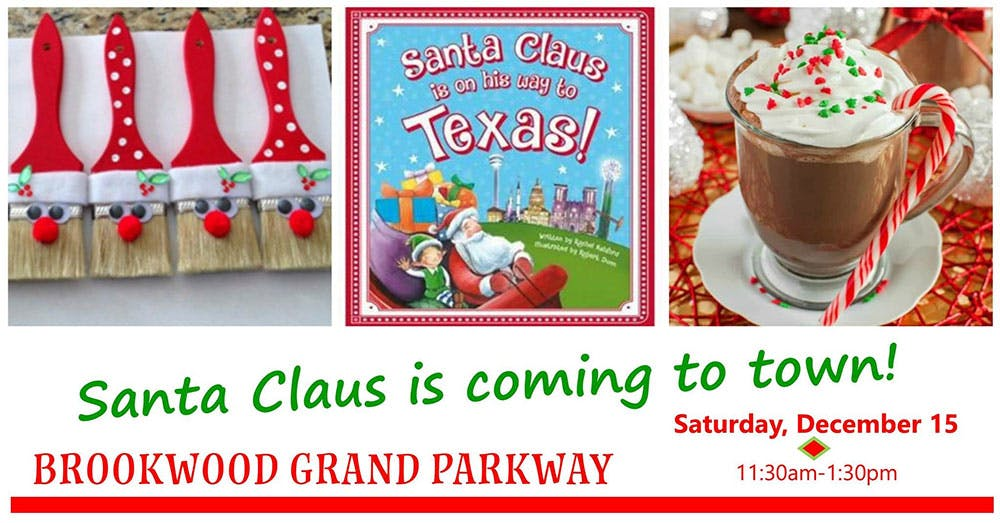 santa-is-coming-brookwood-grand-parkway