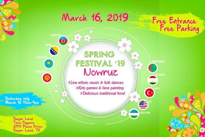 Nowruz Spring Festival 2019 | #MyFortBend