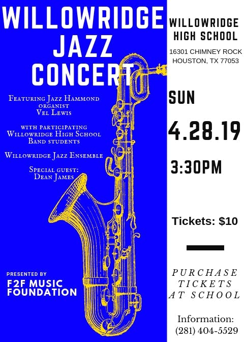 Willowridge-Jazz-Concert-Flyer