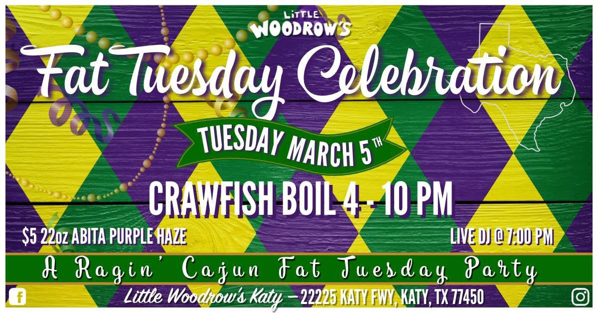 mardi-gras-little-woodrows-katy-texas