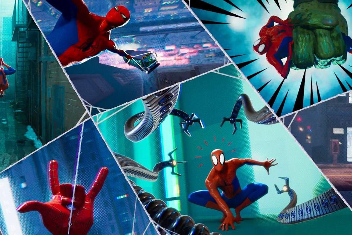 movie-under-moon-sugar-land-tx-spiderman